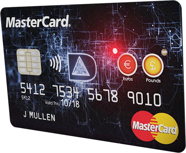 multi-currency card