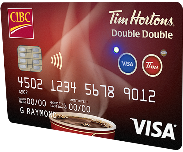cibc double double visa card